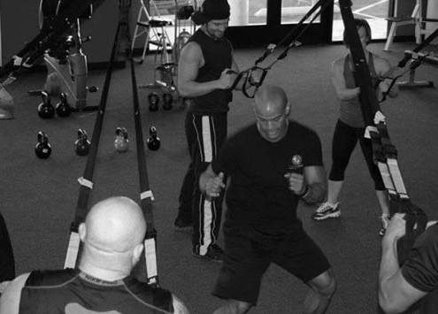 Workouts at Tony Cress Personal Training