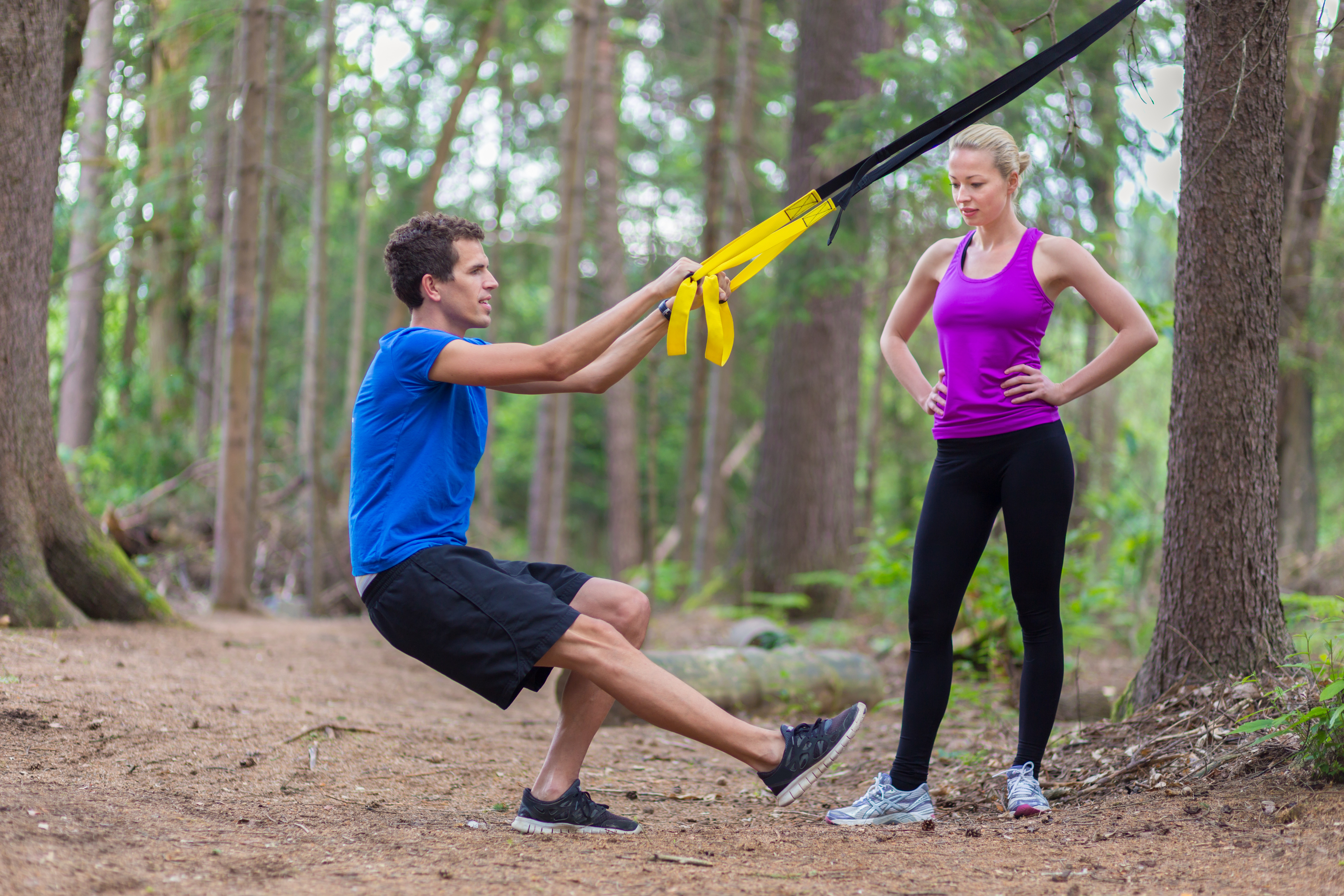 3 Balance Exercises To Do Before Your Workout