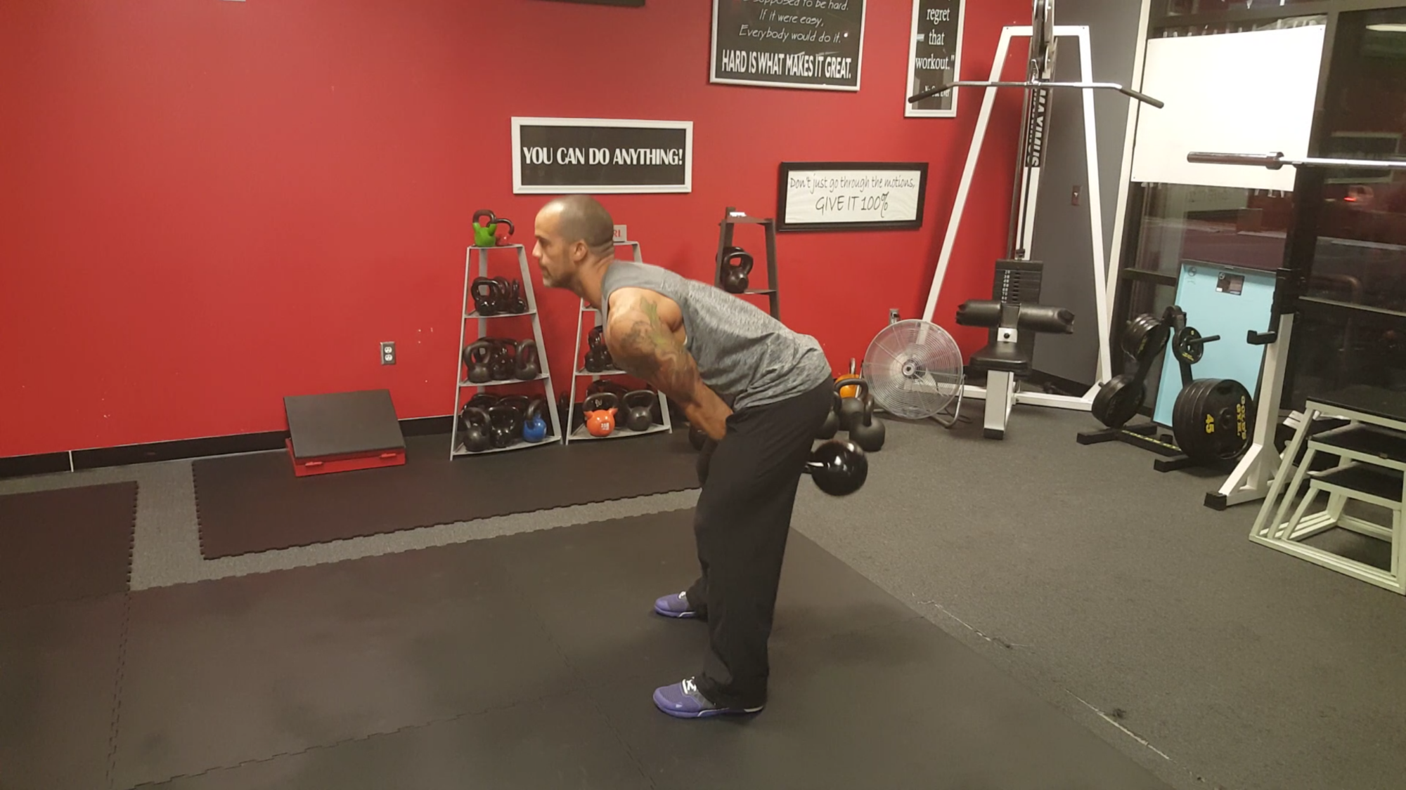 Kettlebells- Are They For You?