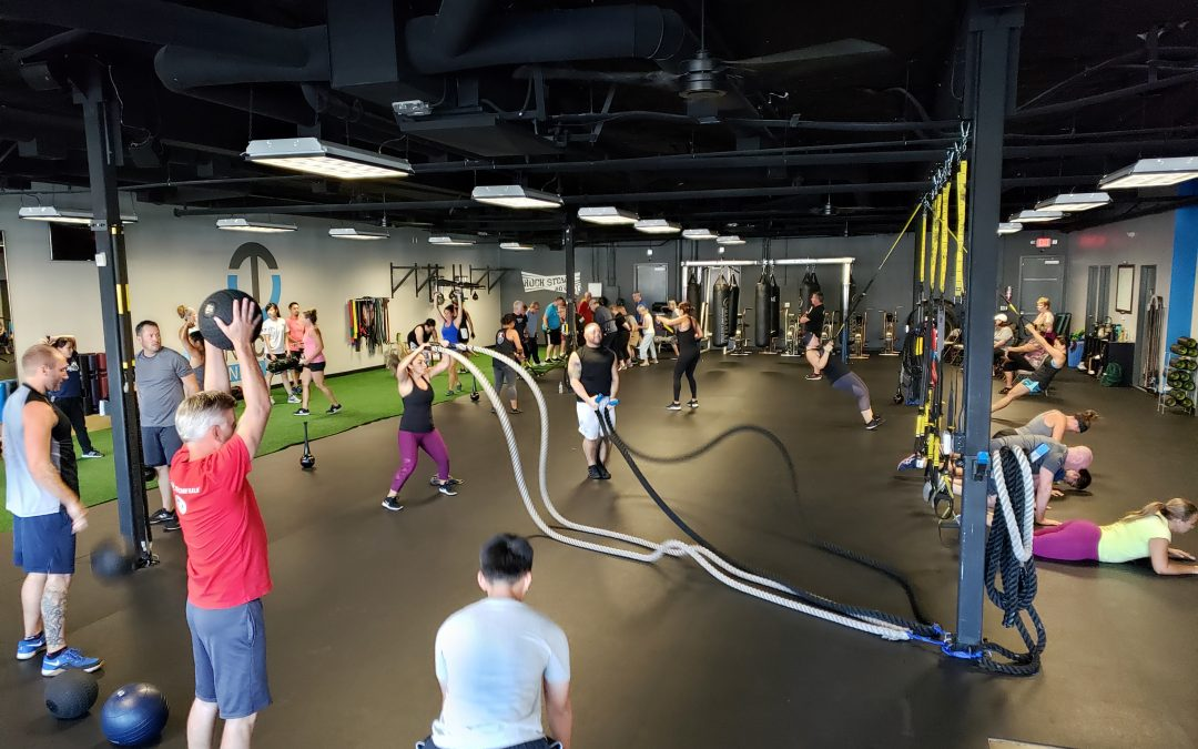 Battle Ropes- Burn The Fat