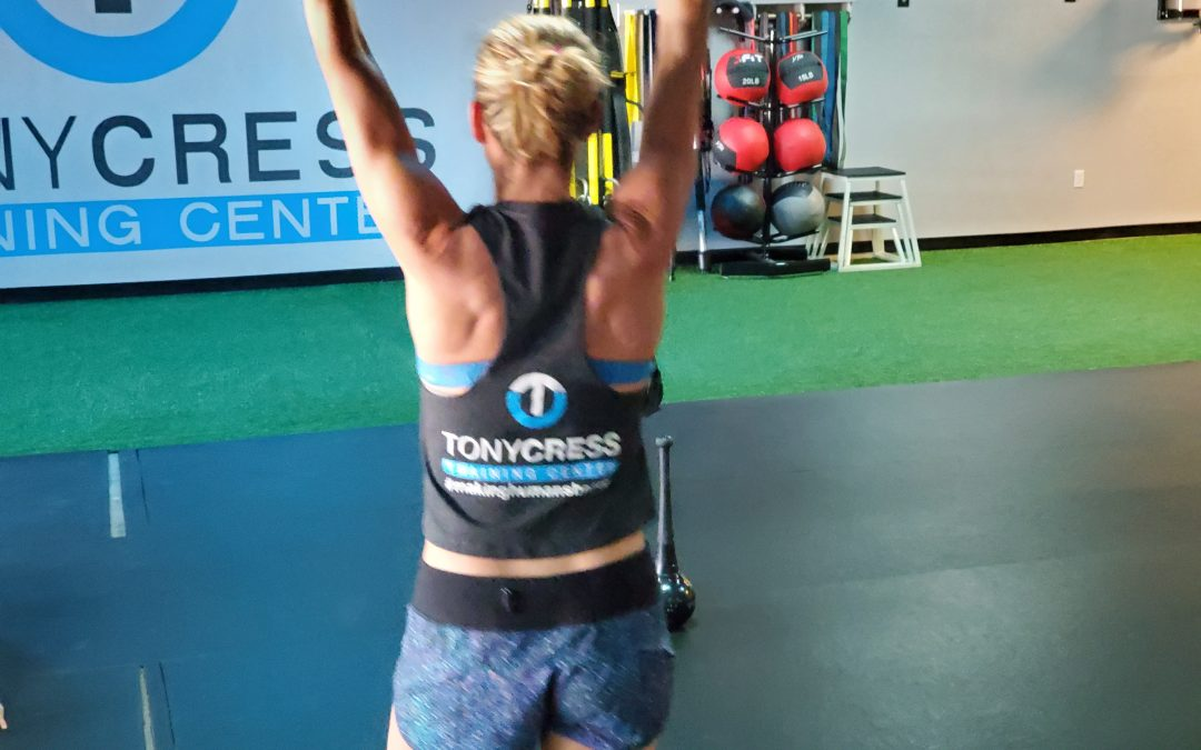 Do You Boo Boo.  How Focusing on YOUR Fitness Will Get You Healthy- Las Vegas Personal Training