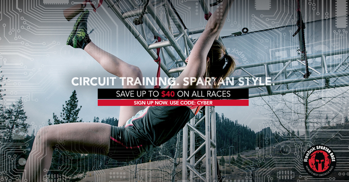 Spartan Race Discount!