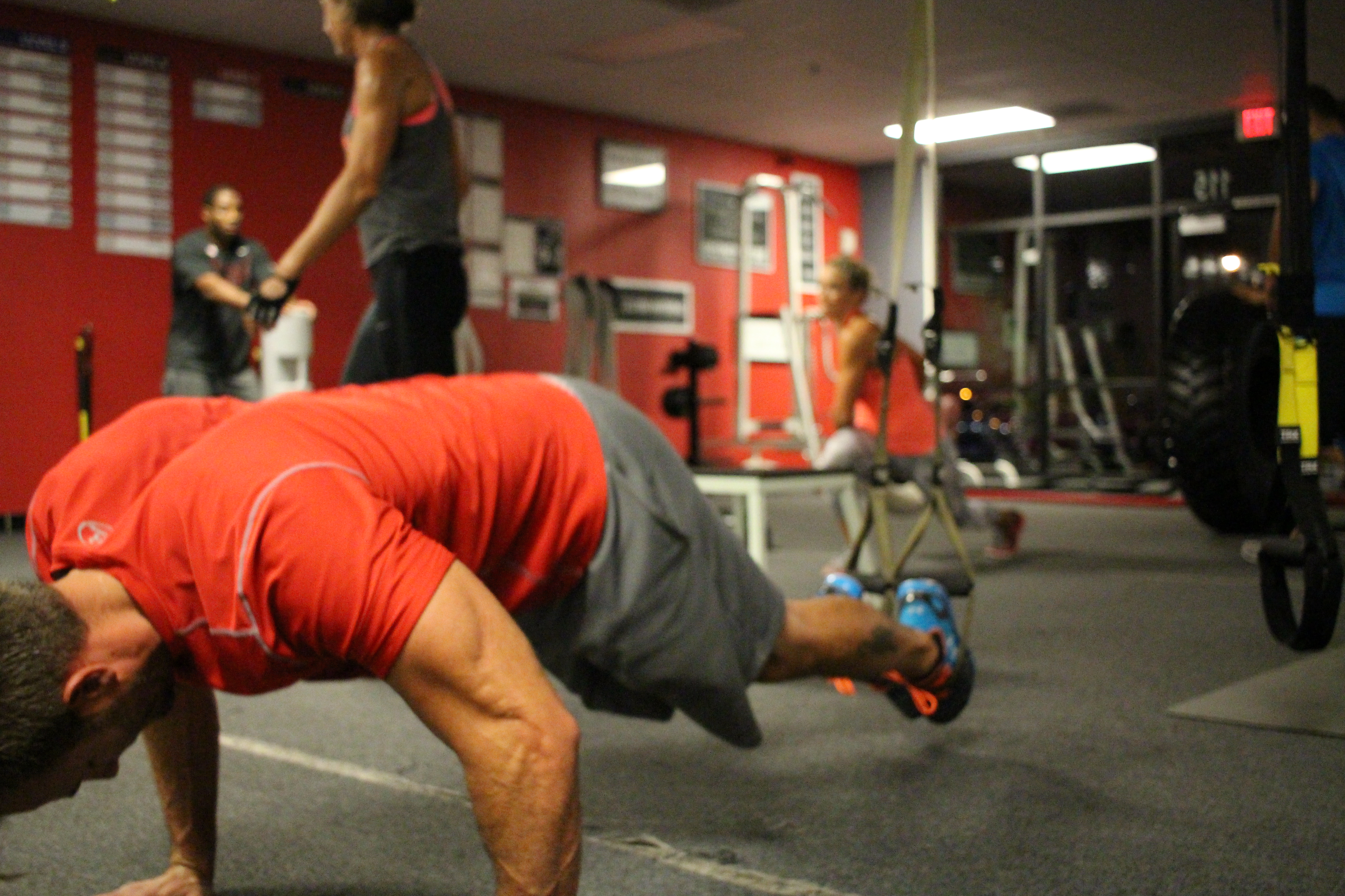 Toughest Bodyweight Exercise- It's NOT What You Think