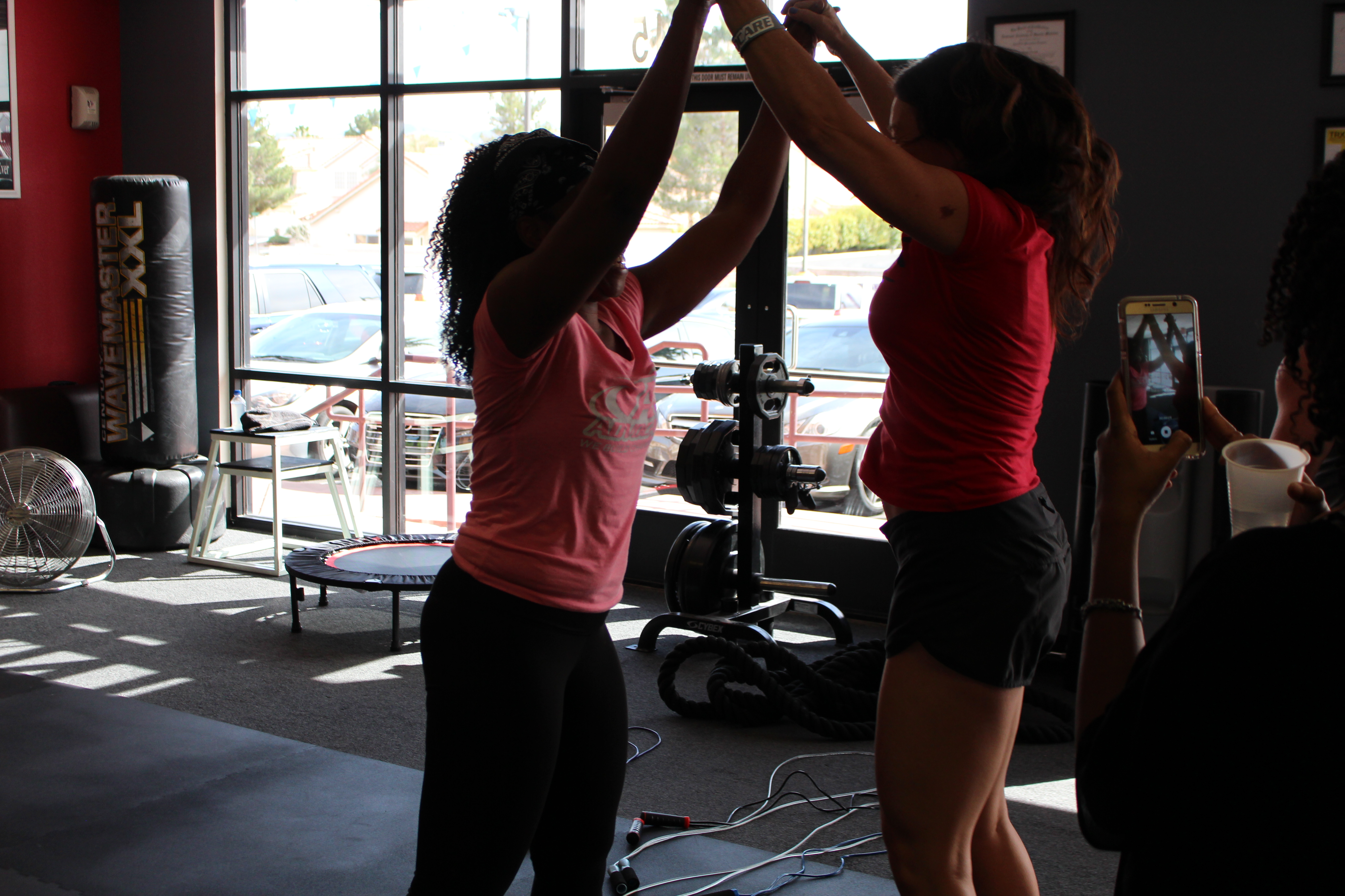 Changing The Fitness Process-  Vegas Personal Trainer
