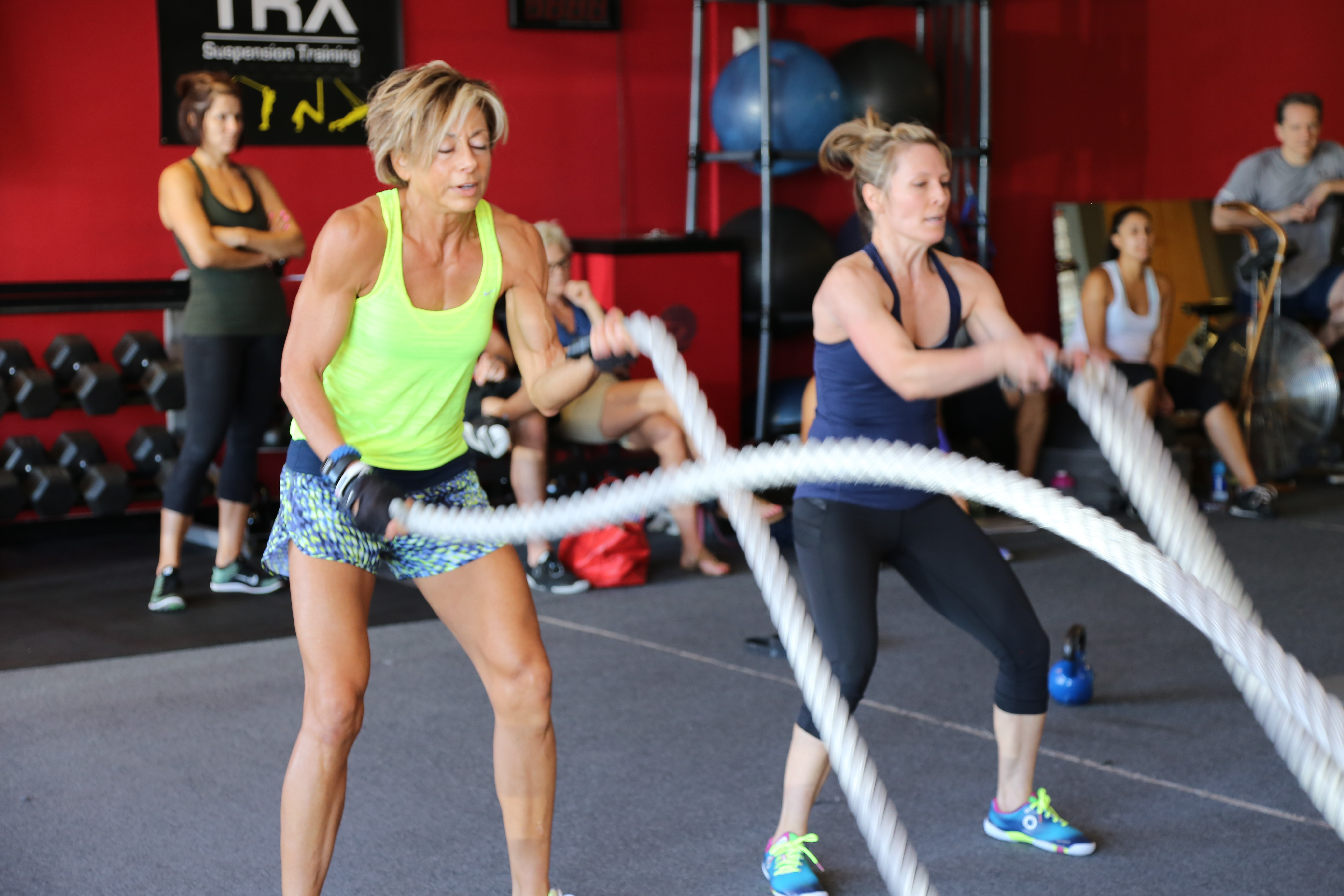 Win Six Months of FREE Workouts!