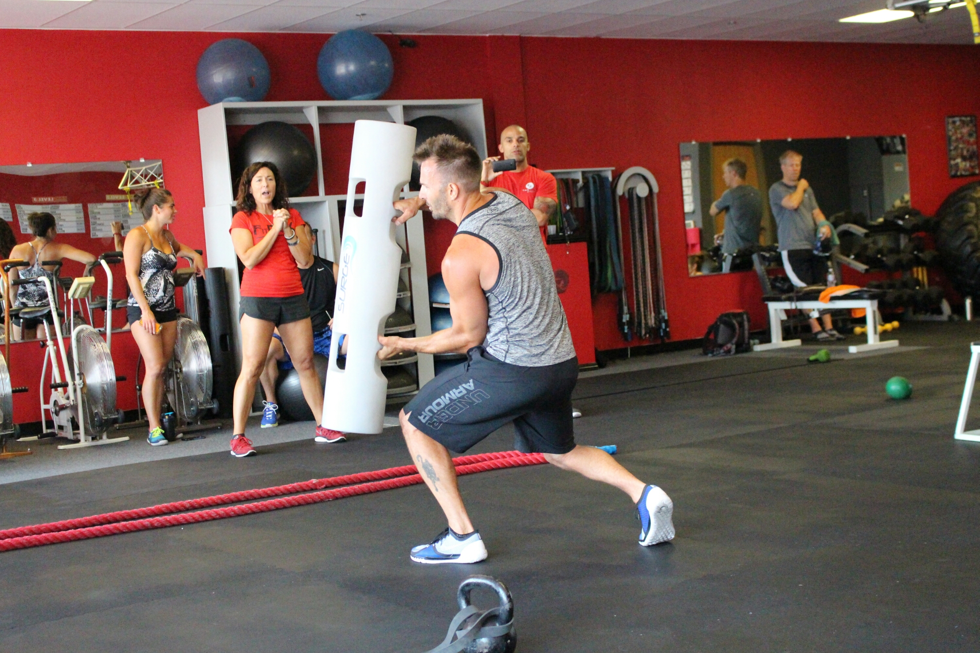 Working Out To Be Good At Stuff Other Than Working Out-Las Vegas Personal Trainer