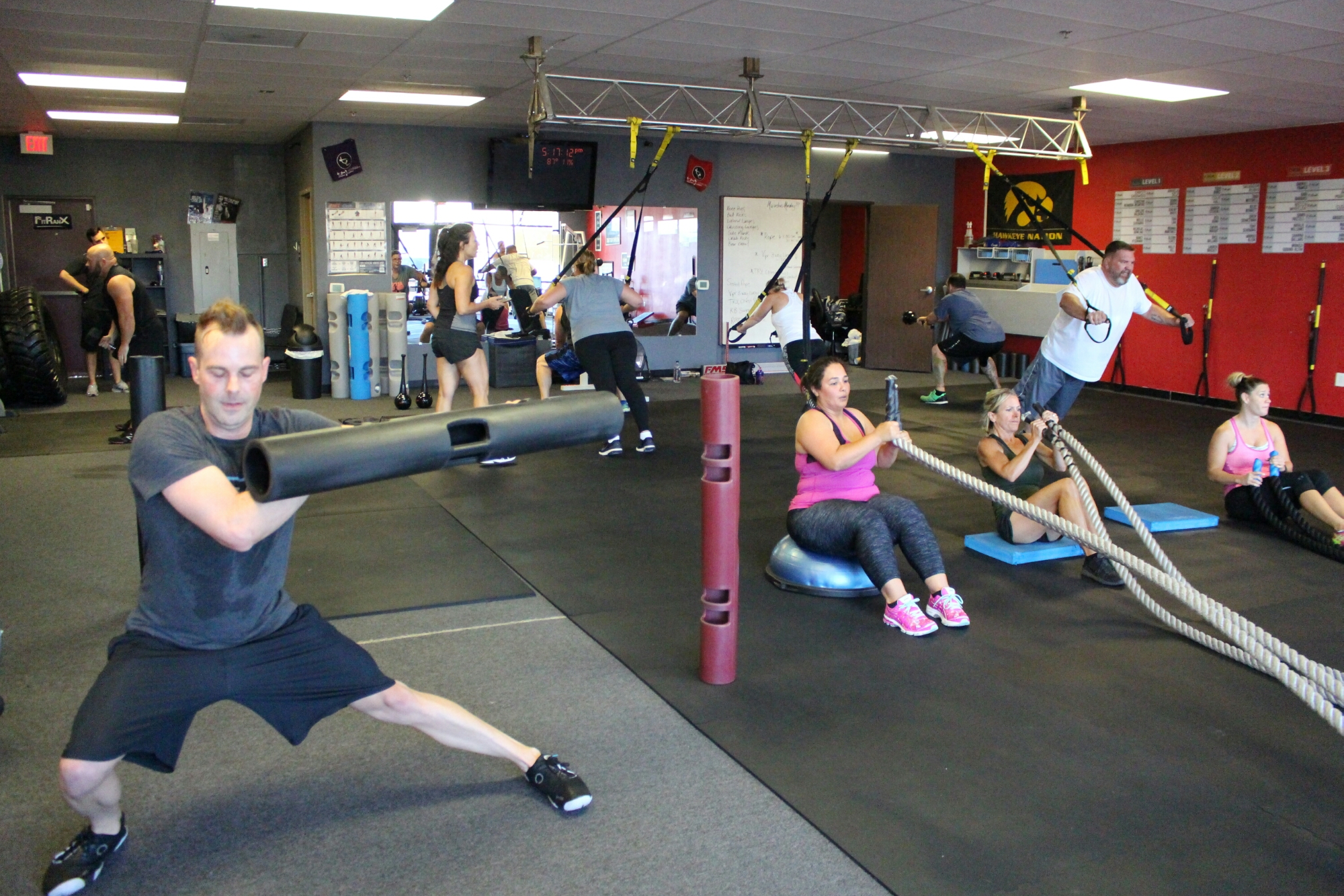 The Difference Between a Hard Workout and a Good Workout- Las Vegas Personal Training