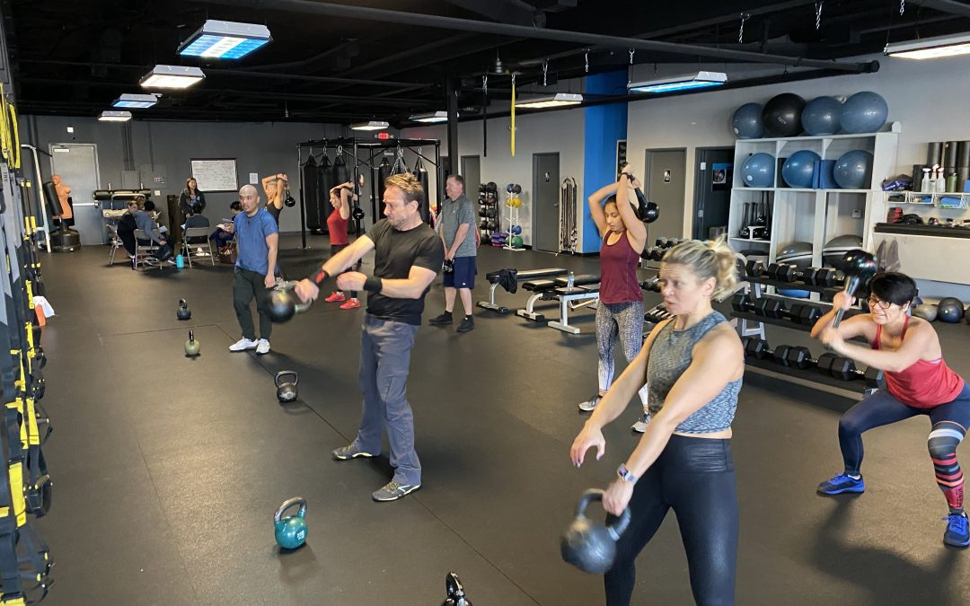 The Most Boring Workout- Las Vegas Personal Training